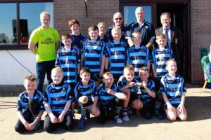 Ballymoney RFC P5's