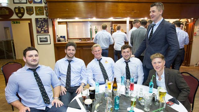 Players from the 1st & 2nd XV